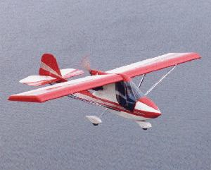 Amateur built sp 500 aircraft